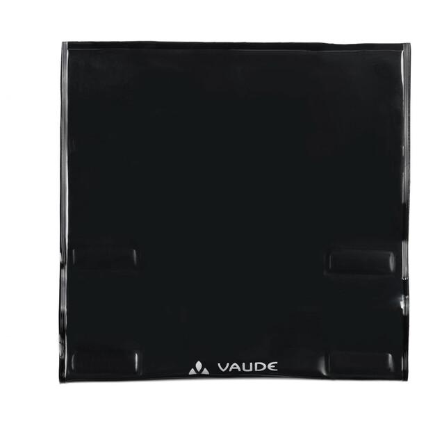 VAUDE Beguided Klarsichthüllen-Tasche Big schwarz/transparent