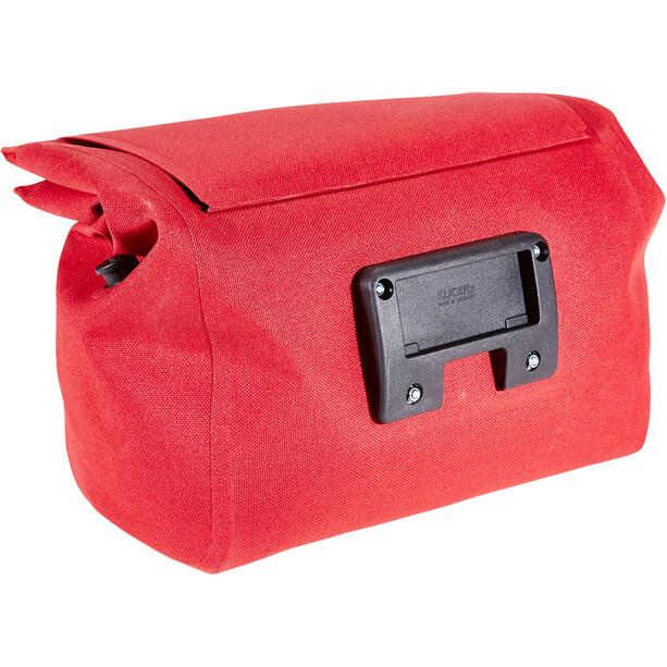 VAUDE Comyou Box Ohjaustankolaukku, punainen