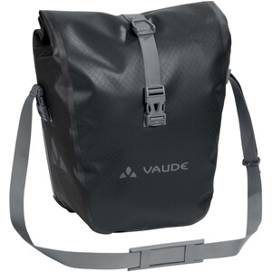 VAUDE Aqua Front Gepäckträgertasche black black