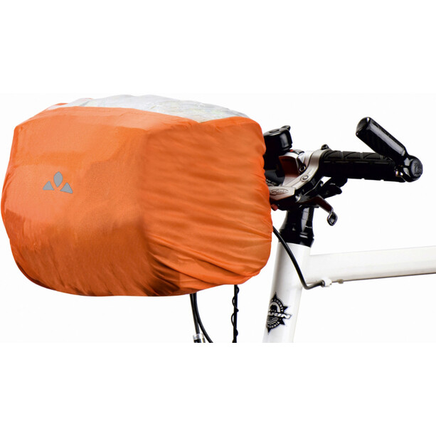 VAUDE Raincover Til styrtaske, orange