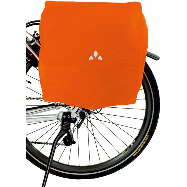 VAUDE Raincover Til cykeltasker, orange