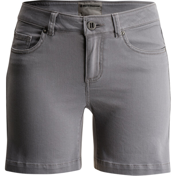 Black Diamond Stretch Font Shorts Dam ash