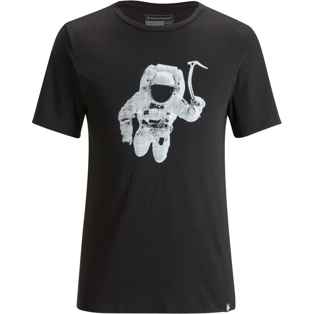 Black Diamond Spaceshot SS Tee Herr black