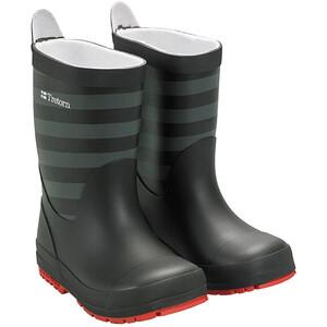 Tretorn Gränna Rubber Boots Barn black grey black grey