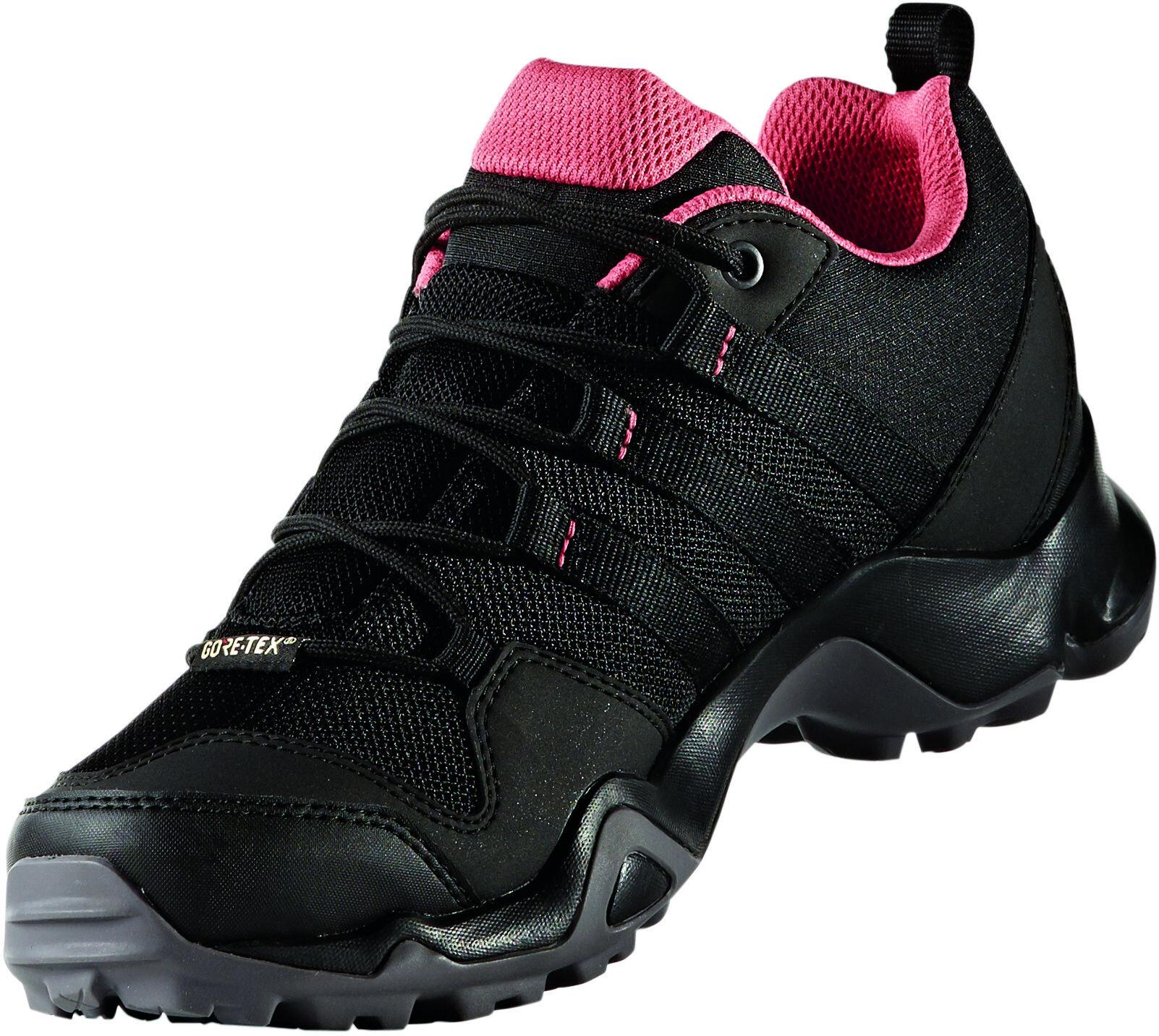 adidas TERREX AX2R GTX Schuhe Damen core black/core black/tactile pink