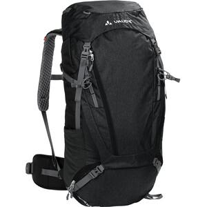 VAUDE Asymmetric 52+8 Rucksack black black