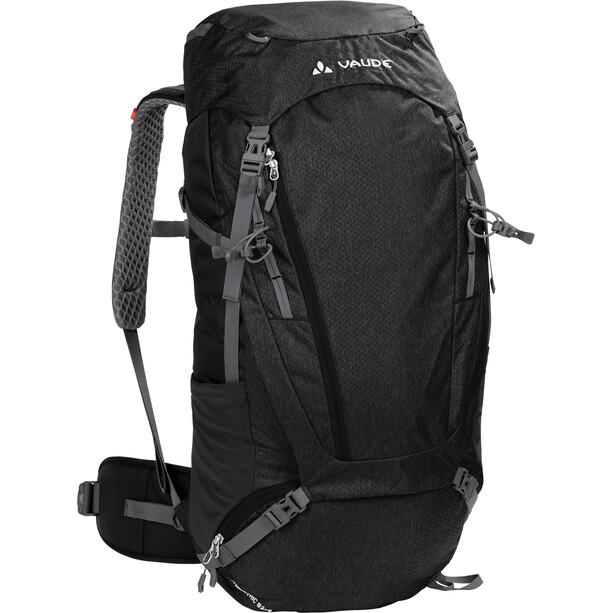 VAUDE Asymmetric 52+8 Rucksack black