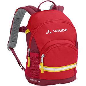 VAUDE Minnie 5 Rucksack Kinder energetic red energetic red