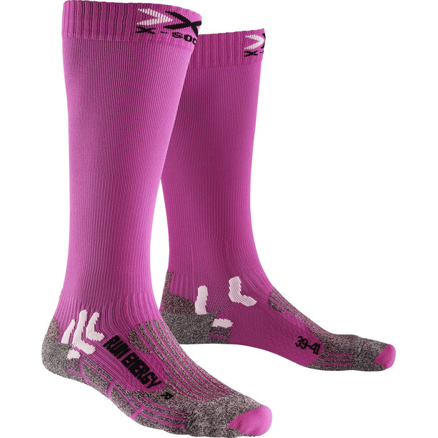 X-Socks Run Energizer Socken Damen pink