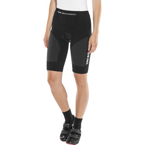 X-Bionic Race Evo Fahrradhose Kurz Damen black/anthracite black/anthracite
