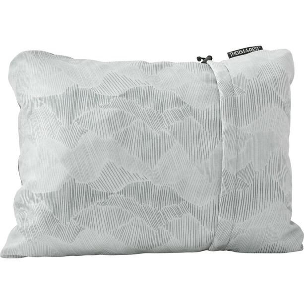 Therm-a-Rest Compressible Kissen Small gray