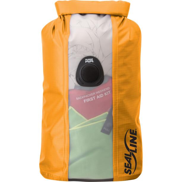 SealLine Bulkhead View Dry Bag 10l orange