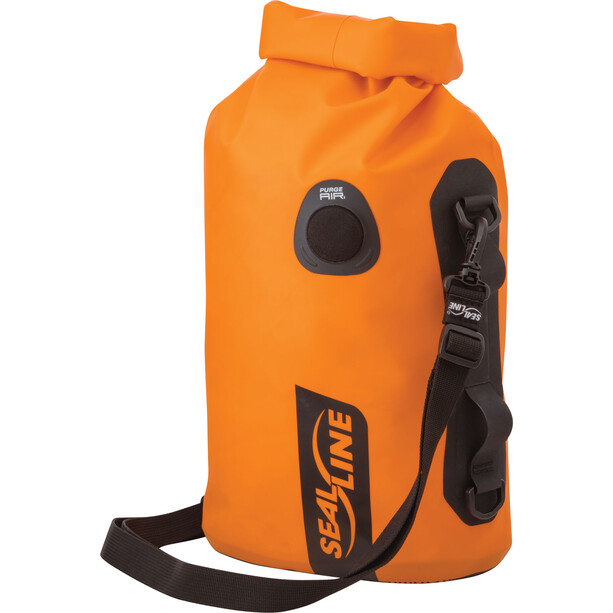 SealLine Discovery Deck Dry Bag 10l orange