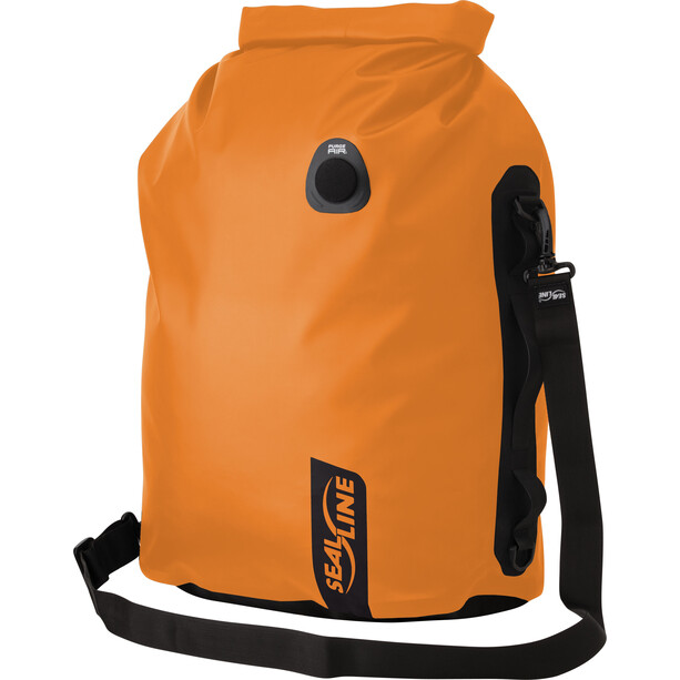 SealLine Discovery Deck Dry Bag 50l orange