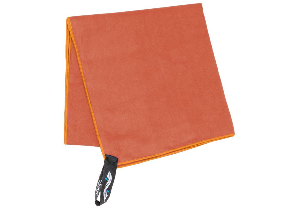 packtowl personal face serviette de bain orange sur. Black Bedroom Furniture Sets. Home Design Ideas