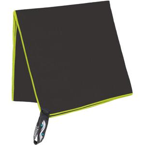 PackTowl Personal Face Handdoek, zwart zwart
