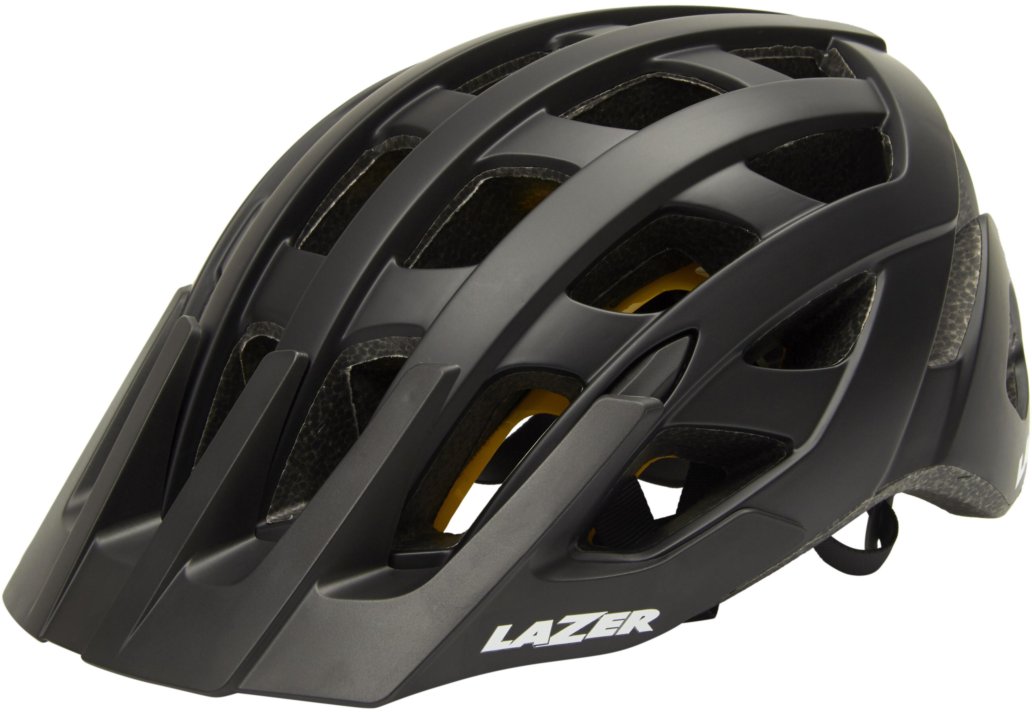 lazer roller mips helmet mat black g nstig kaufen br gelmann. Black Bedroom Furniture Sets. Home Design Ideas