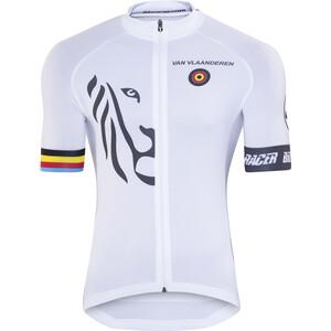 Bioracer Van Vlaanderen Pro Race Maillot Hombre, blanco blanco
