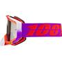 100% Racecraft Anti Fog Mirror Goggles watermelon