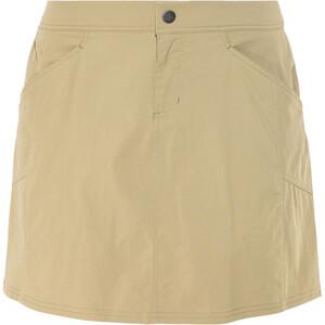 Marmot Lobo Gonna pantalone Donna, beige beige