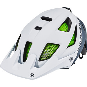 Endura MT500 Koroyd Helm white white