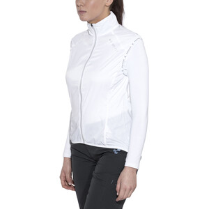 Endura Pakagilet II Weste Damen white white