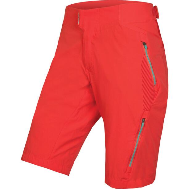 Endura SingleTrack Lite II Shorts Damen coral