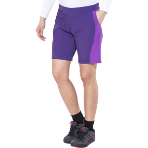 Endura Pulse Shorts Damen purple purple