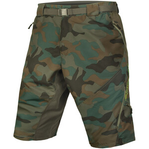 Endura Hummvee II Shorts with Liner Men, camouflage camouflage