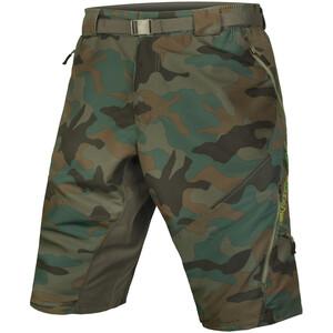 Endura Hummvee II Shorts mit Innenhose Herren camouflage camouflage