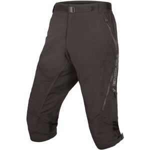 Endura Hummvee II Shorts 3/4 Homme, noir noir