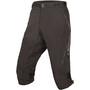 Endura Hummvee II Shorts 3/4 Homme, noir