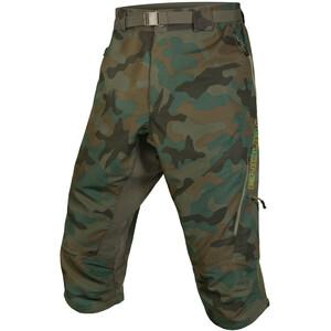 Endura Hummvee II Shorts 3/4 Homme, marron/olive marron/olive
