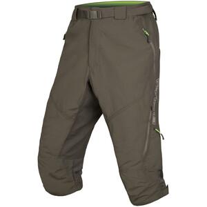Endura Hummvee II Shorts 3/4 Homme, marron marron