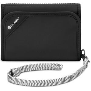Pacsafe RFIDsafe V125 Portefeuille, noir noir