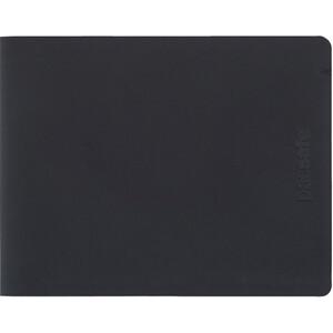 Pacsafe RFIDsafe TEC Bifold Brieftasche schwarz schwarz