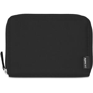Pacsafe RFIDsafe LX150 Zip Pass-Brieftasche black black