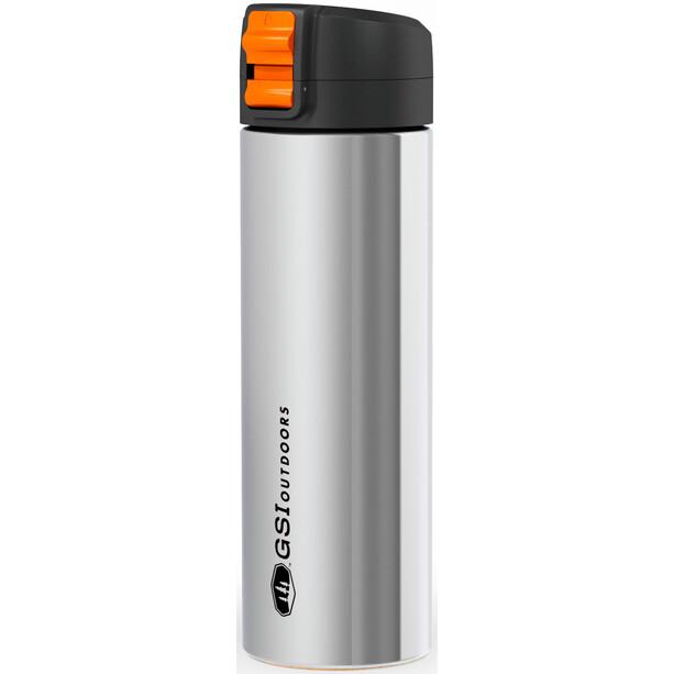GSI Microlite 720 Flip Flasche silber