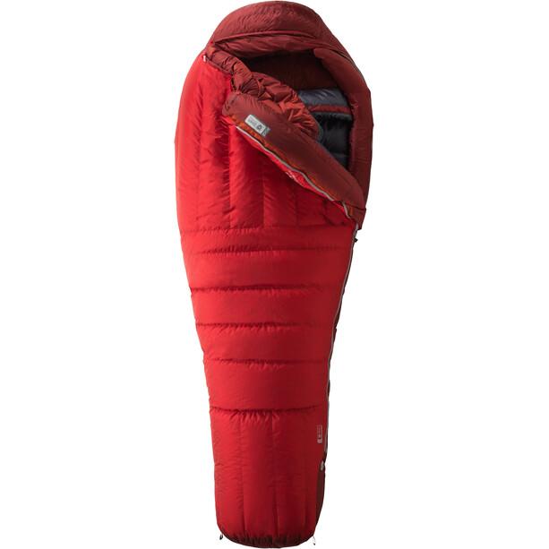Marmot CWM Sac de couchage Long, rouge