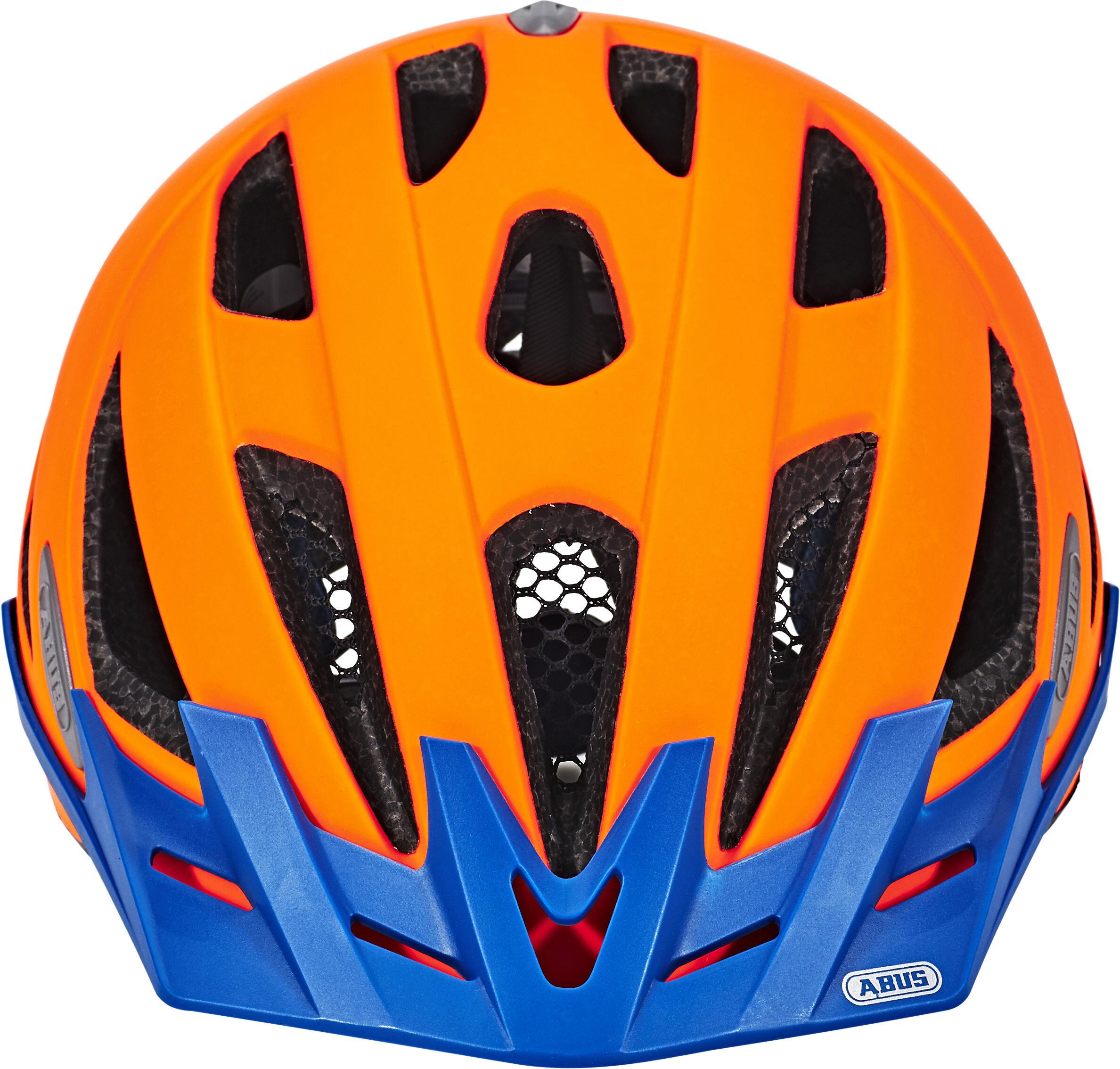 abus urban i 2 0 helmet neon orange online kaufen. Black Bedroom Furniture Sets. Home Design Ideas