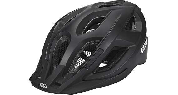 abus aduro 2 0 helmet velvet black online kaufen. Black Bedroom Furniture Sets. Home Design Ideas