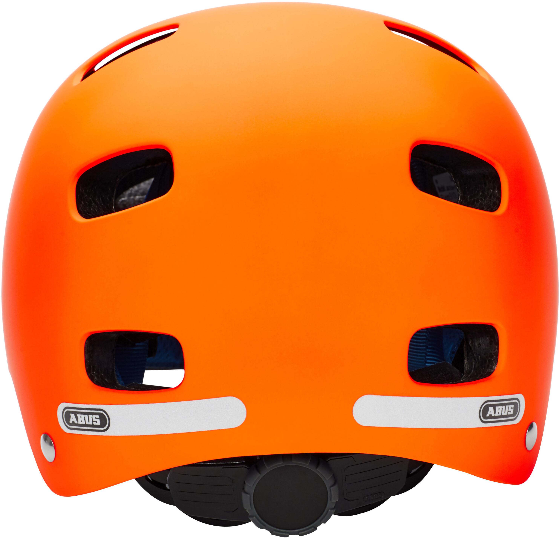 abus scraper kid 2 0 bike helmet children orange at. Black Bedroom Furniture Sets. Home Design Ideas