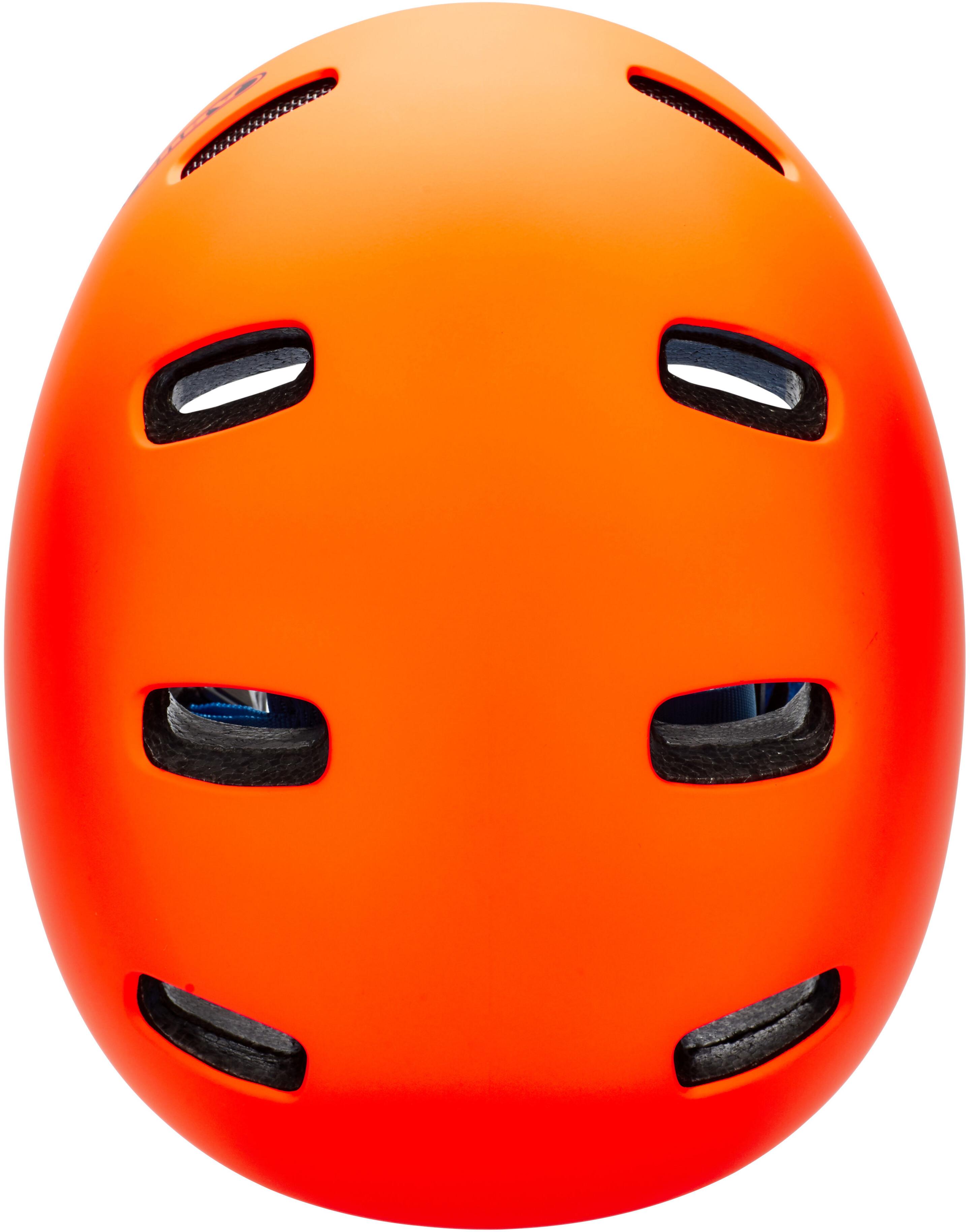 abus scraper kid 2 0 helmet signal orange online kaufen. Black Bedroom Furniture Sets. Home Design Ideas