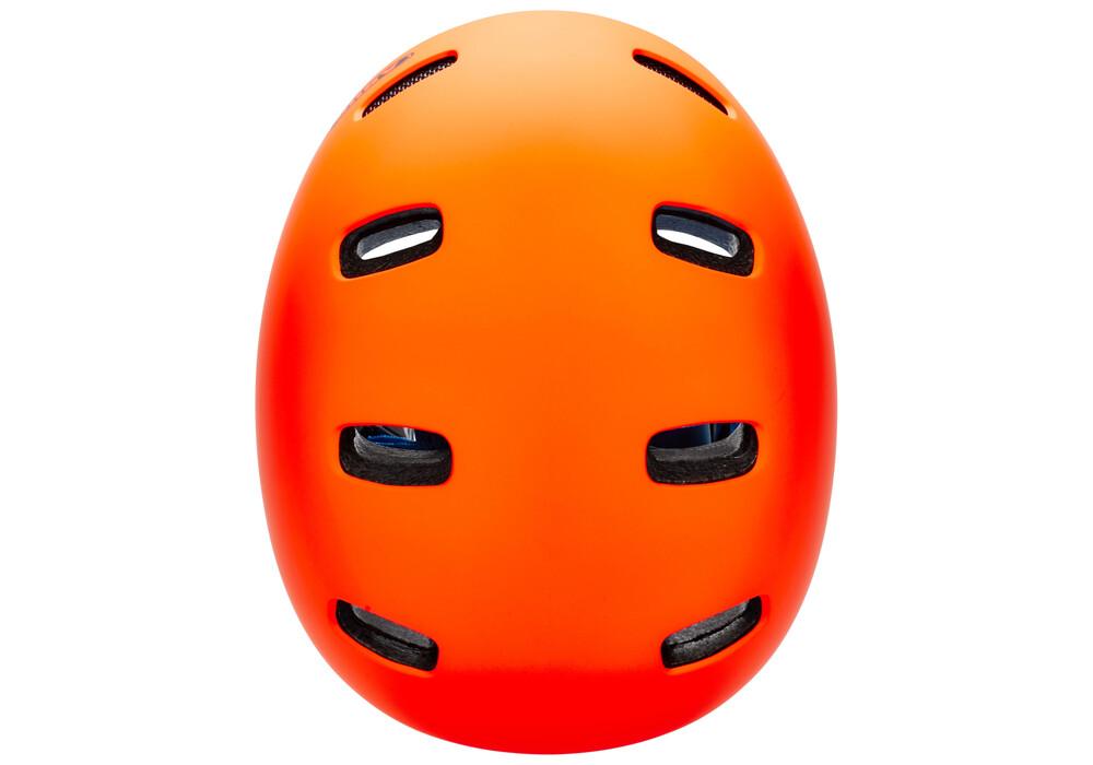 abus scraper kid v 2 helmet signal orange online kaufen. Black Bedroom Furniture Sets. Home Design Ideas