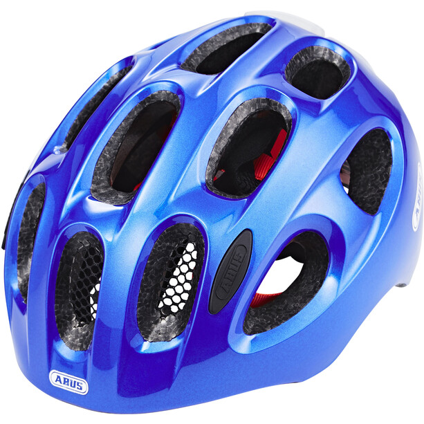 ABUS Youn-I Helm Kinder sparkling blue