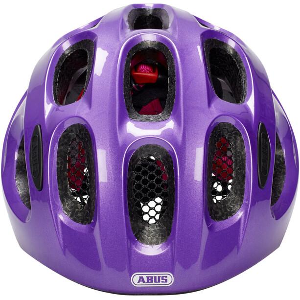 ABUS Youn-I Helm Kinder sparkling purple