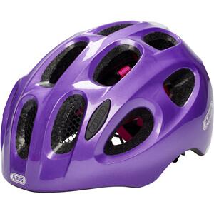 ABUS Youn-I Helm Kinder sparkling purple sparkling purple