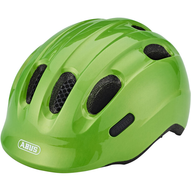 ABUS Smiley 2.0 Helm Kinder sparkling green