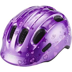 ABUS Smiley 2.0 Cykelhjelm Børn, violet violet