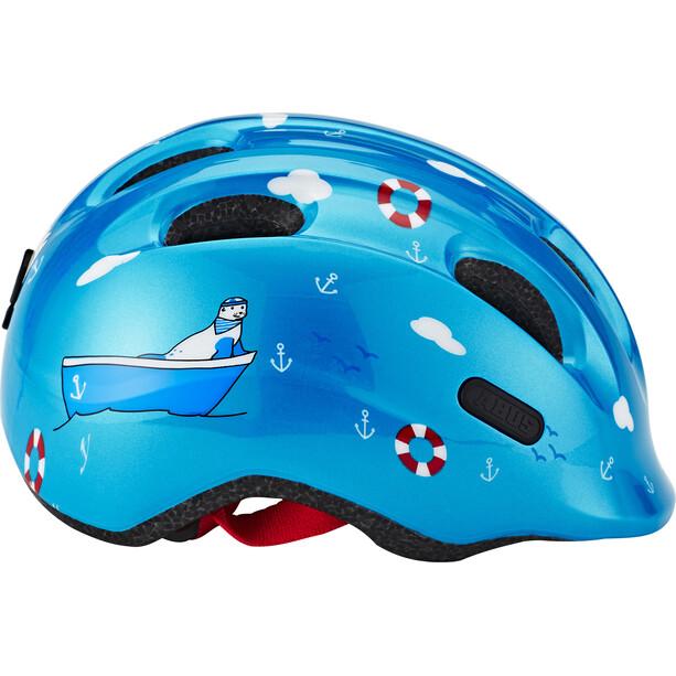 ABUS Smiley 2.0 Helm Kinder turquoise sailor